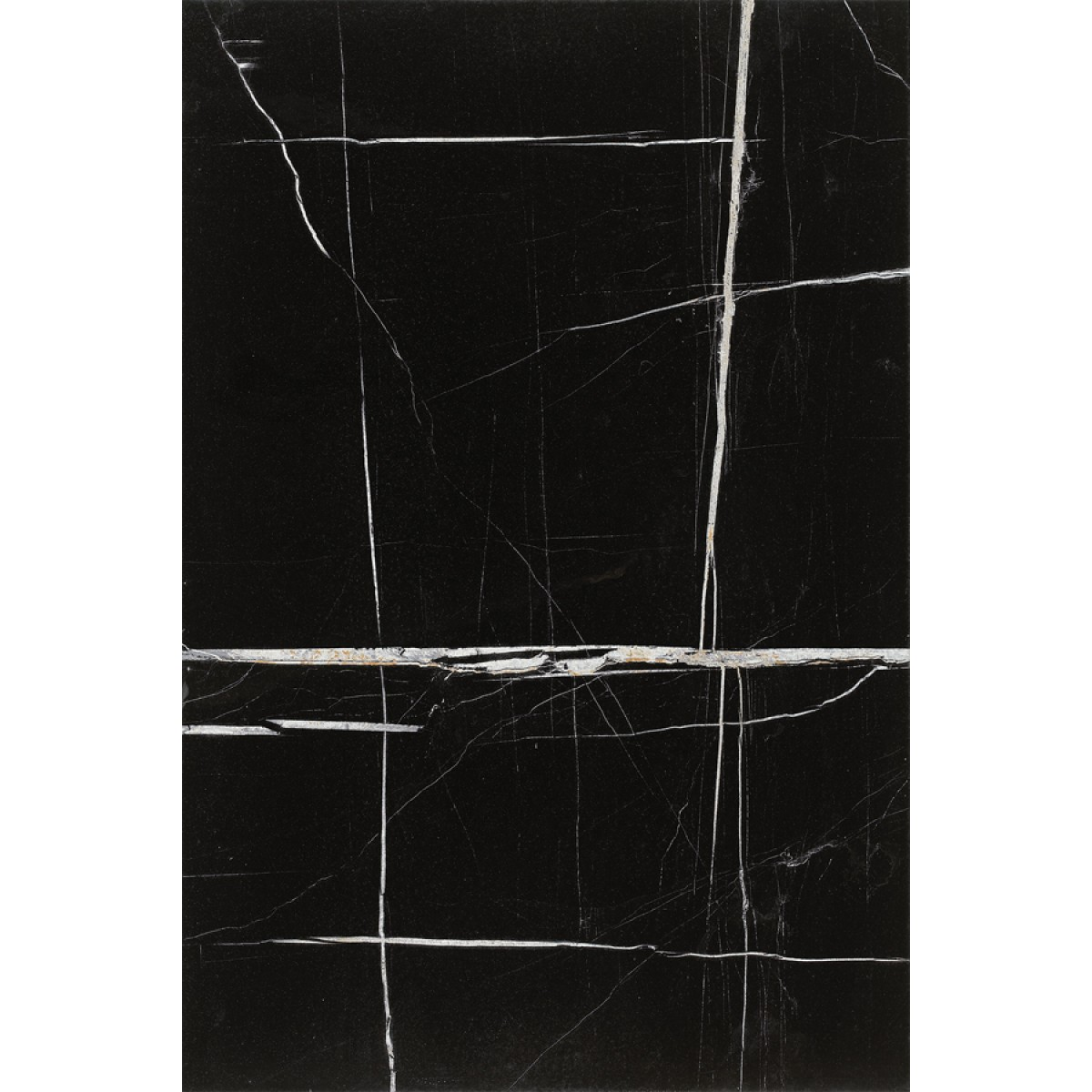 Laurent Black, poliert, 900x600x12 mm