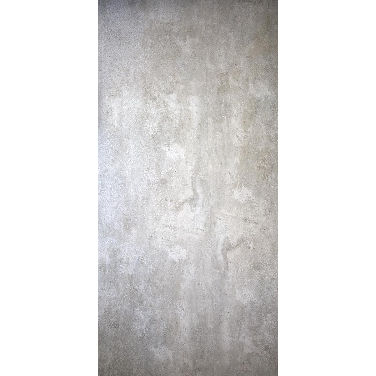 XXL Zement, matt, 1800x900x5,5 mm