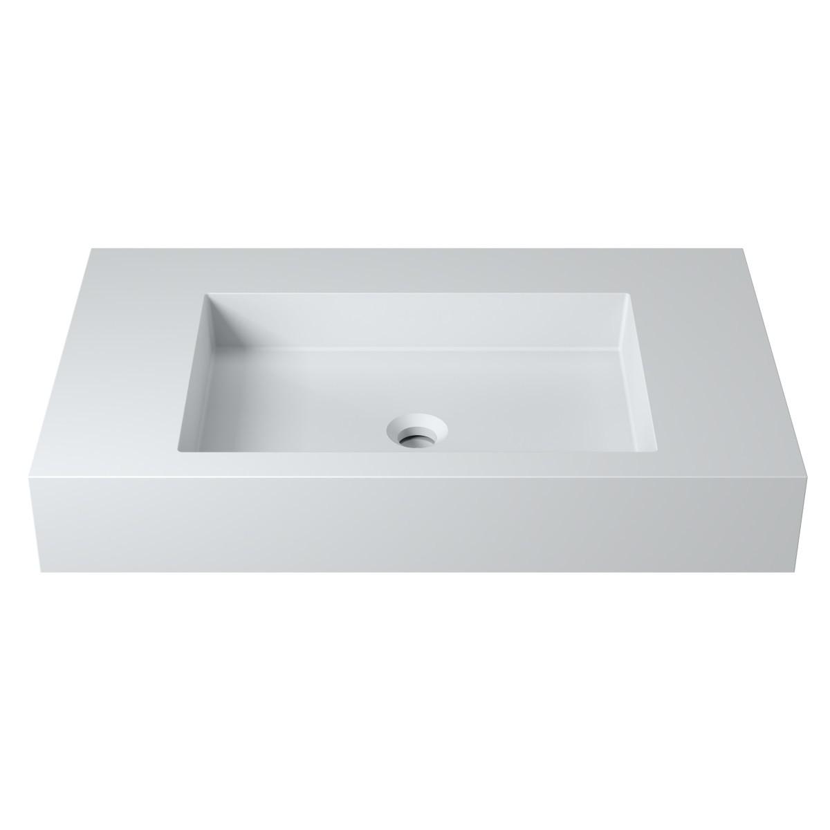 waschtisch k75 waschtische mineralguss. Black Bedroom Furniture Sets. Home Design Ideas