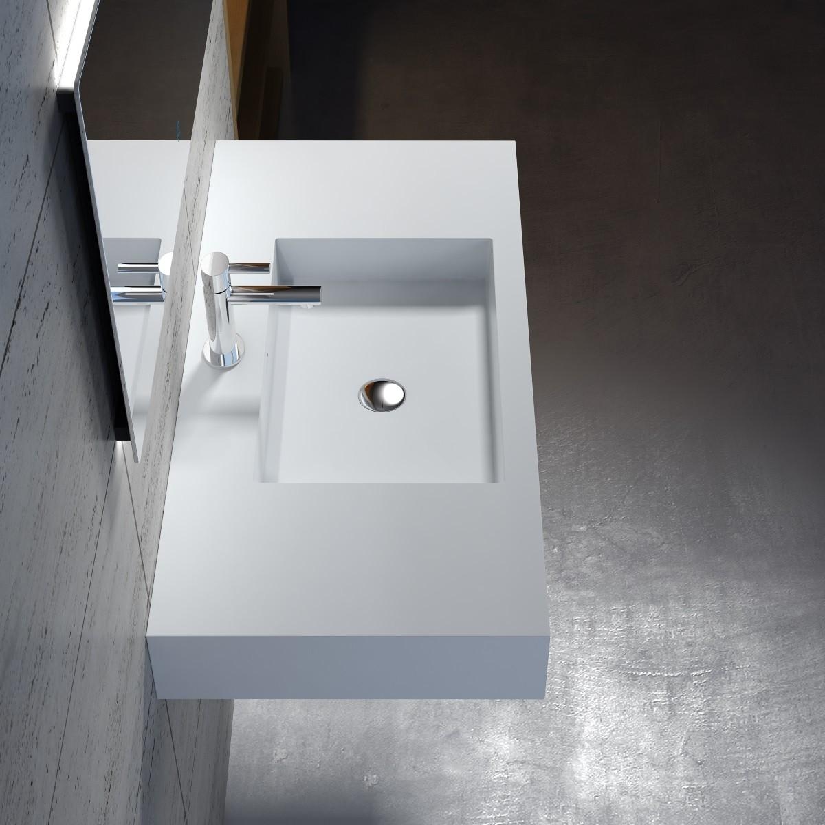 waschtisch k76 waschtische mineralguss badausstattung. Black Bedroom Furniture Sets. Home Design Ideas